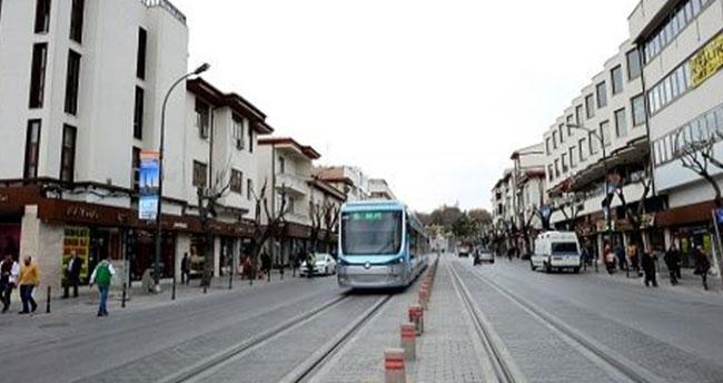 Dikkat! Konya'da bu cadde trafiğe kapalı