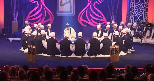Mistik ziyafet Konya'da başlıyor