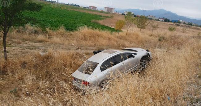 Seydişehir'deki 2 ayrı kazada 4 kişi yaralandı