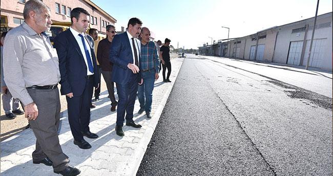 Karatay Belediyesi asfalt çalışmalarını sürdürüyor