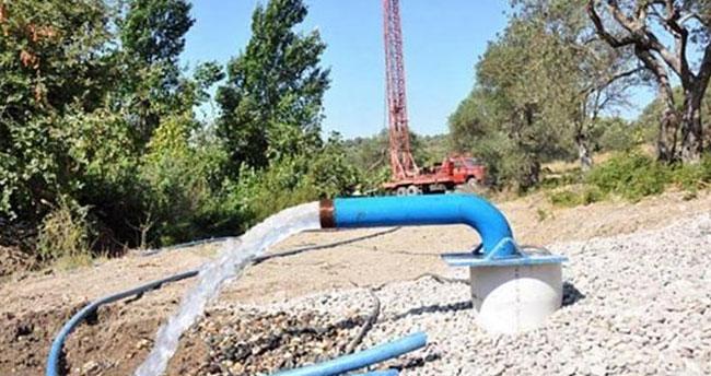 Mavi tünelin devreye girmesiyle Konya'da 180 yeraltı kuyusu kapatıldı