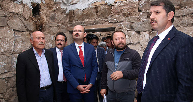 Muhsin Yazıcıoğlu'nun evini müzeye dönüştürme çalışmaları devam ediyor