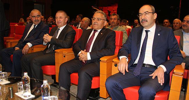 Başkan Büyükkılıç KTO meclis toplantısına katıldı
