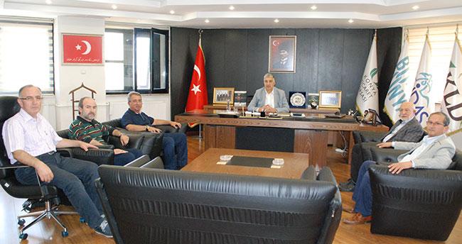 """Konya Ticaret Borsası Başkanı Hüseyin Çevik: """"Su yetmiyor!"""""""