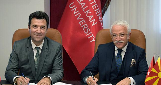 NEÜ ile IBU arasında işbirliği protokolü imzalandı