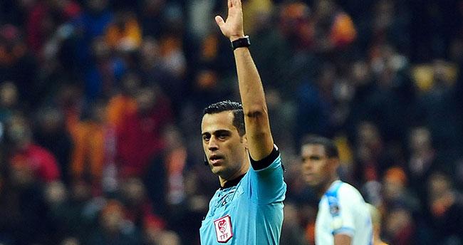 Konyaspor- Kayserispor maçını Alper Ulusoy yönetecek