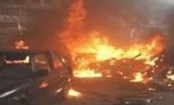 İdlib'te bombalı motosiklet patladı: 4 yaralı