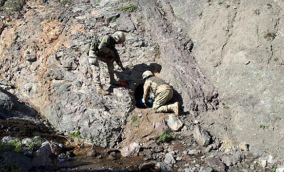 """Jandarma Genel Komutanlığından """"Kıran-4 Operasyonu"""""""