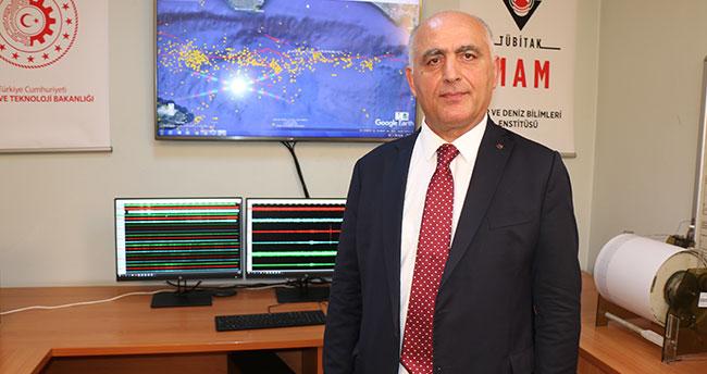 Bu merkez Turkiye'deki depremleri kaydederek kurumlara bildiriyor