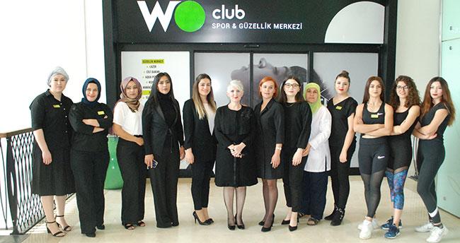 Tek ve en büyük kadınlar kulübü: Wo Club