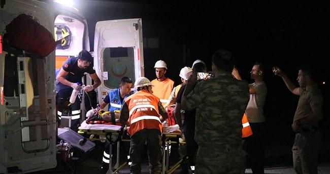 Kayalıklardan düşen 9 yaşındaki çocuk öldü