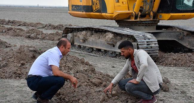 Aksaray'da mera ıslah çalışması başladı