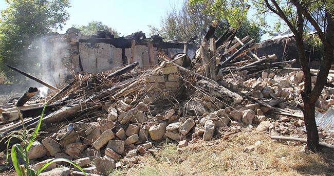 Konya'da korkunç olay! Evde çıkan yangında yaşlı çift hayatını kaybetti