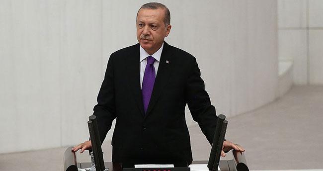 TBMM'de yeni yasama yılı! Erdoğan'dan son dakika açıklamalar