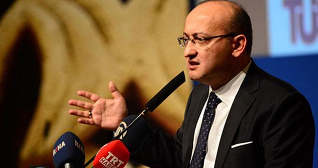 AK Parti'de Yalçın Akdoğan'a yeni görev