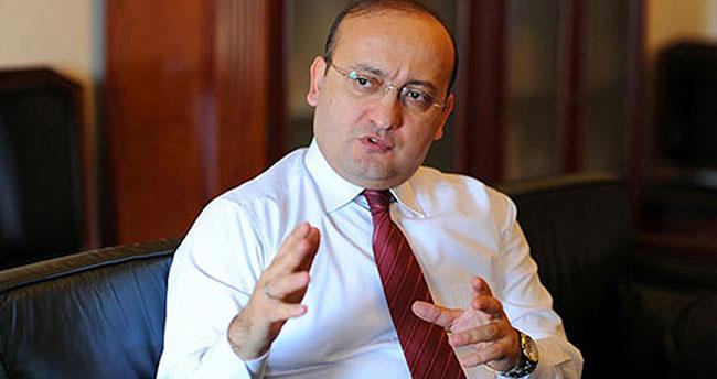 Yalçın Akdoğan'a önemli görev