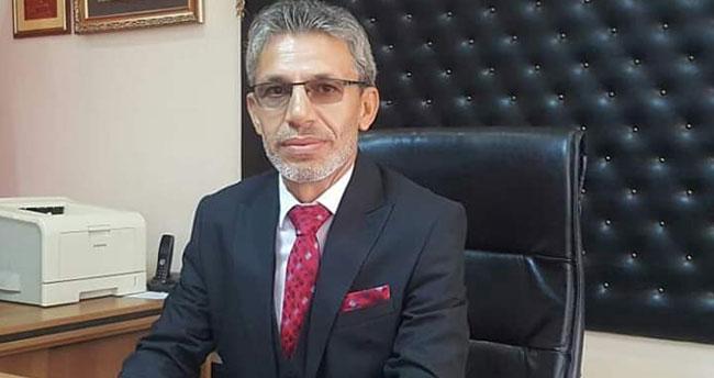Mareşal Mustafa Kemal Ortaokulu yeni müdürü Fikret Budak oldu