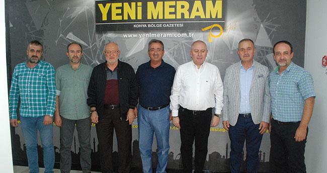 KONYASPOR'dan Yeni Meram ziyareti