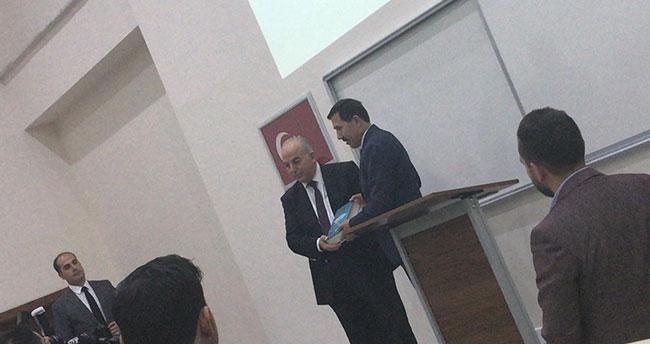 Karatay Belediye Başkanı Kılca'dan hukuk öğrencilerine ziyaret
