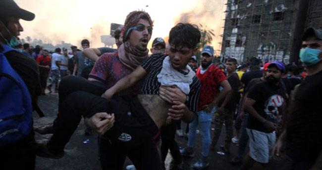 Irak'ta hükümet karşıtı protestolarda ölü sayısı 50'ye çıktı