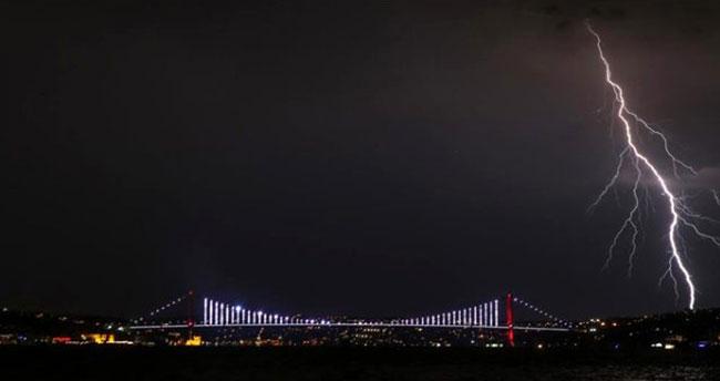 İstanbul için bir yağış uyarısı da Valilik'ten geldi