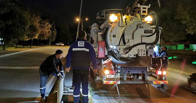 Kocaeli Büyükşehir Belediyesi şiddetli yağışa karşı teyakkuza geçti