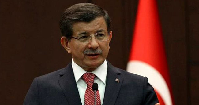 Ahmet Davutoğlu: Trump'a gereken cevap gecikmeden verilmeli
