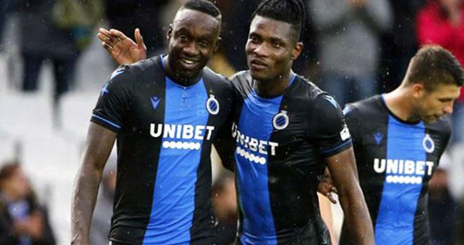 Gol sevinci olay olan Mbaye Diagne: Bardak boştu