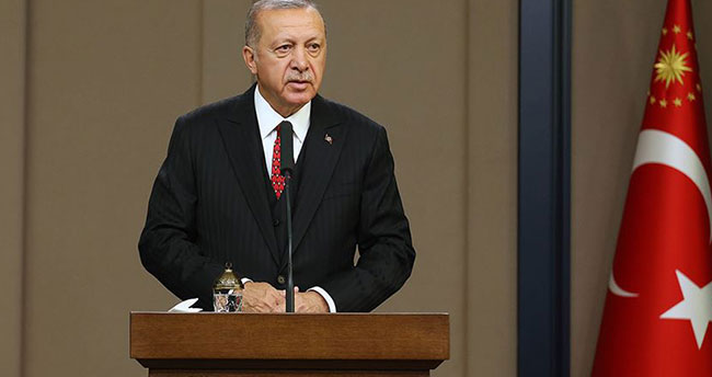 Erdoğan: ABD'nin bölgeden çekilme süreci başladı
