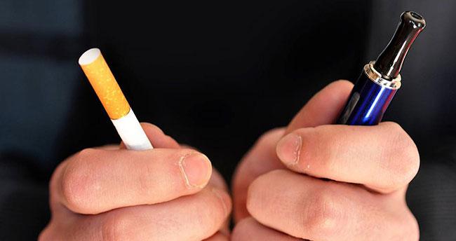 Sigaranın elektroniği daha tehlikeli!