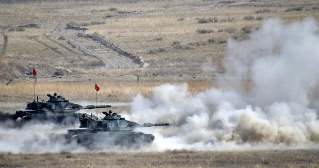 Millî Savunma Bakanlığı: Şanlı ordumuz Güvenli Bölge Harekâtı için hazırdır
