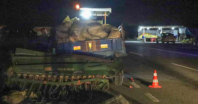 Çankırı'da trafik kazası : 3 yaralı
