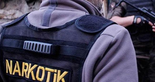 Konya'da uyuşturucu operasyonu : 6 kişi gözaltına alındı