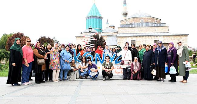 Mamak Belediyesi'nden Konya'ya kültür gezisi