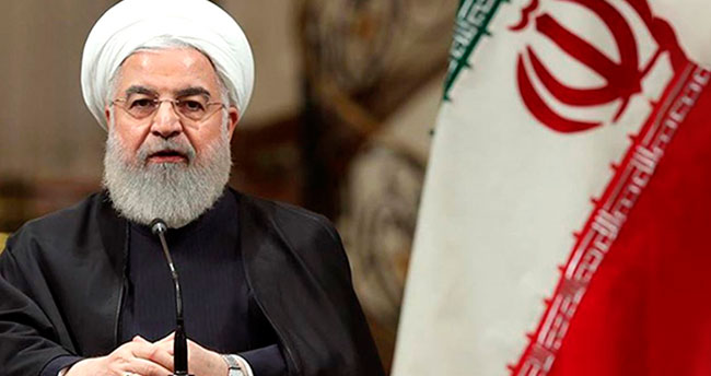 """Ruhani: """"Türkiye güney sınırındaki endişeleri konusunda haklı"""""""