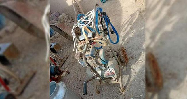 Konya'da süt sağarken elektrik akımına kapılan kişi öldü