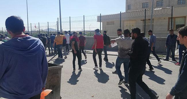 Konya'da üniversite öğrencilerinin yurt isyanı!