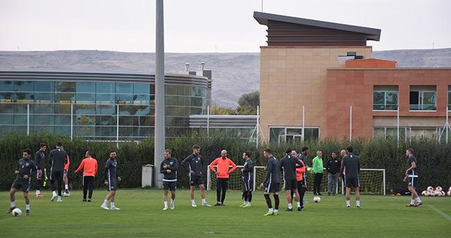 Kayserispor'da Kasımpaşa maçı hazırlıkları devam ediyor