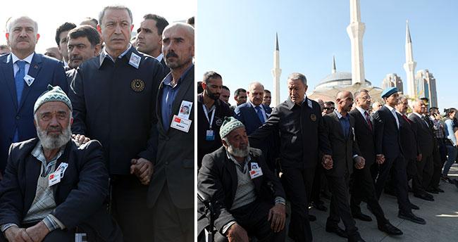 Şehit Er Ahmet Topçu son yolculuğuna uğurlandı
