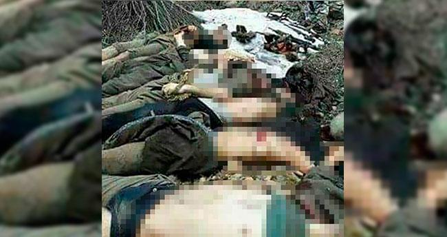MSB öldürülen terörist sayısını paylaştı