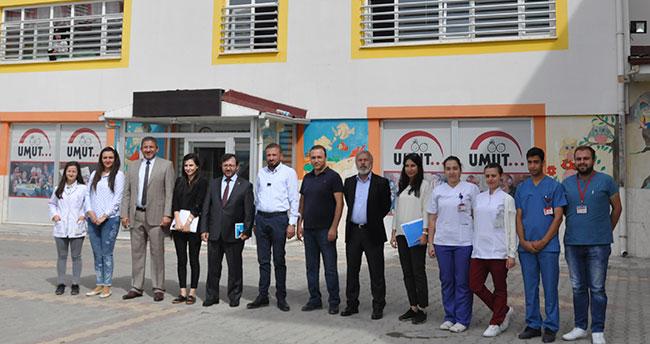 TİHEK Akşehir'de incelemede bulundu