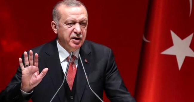 Cumhurbaşkanı Erdoğan'dan 9 aylık Muhammed'in ailesine: Kanını yerde bırakmayacağız