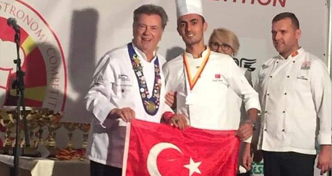 4. Uluslararası Gastronomi Yarışması'nda Konya'da 2 altın madalya