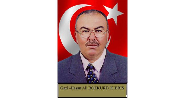 İstanbul'da vefat eden Kıbrıs gazisi Konya'da toprağa verildi