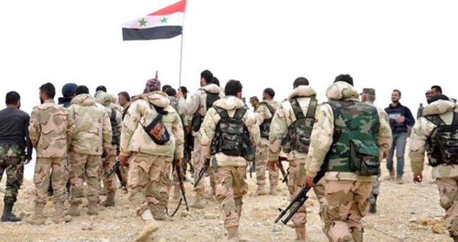 SMO'nun operasyon başlattığı Münbiç'e Suriye ordusu da girdi