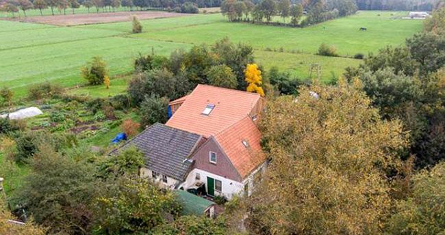 Hollanda'da bir evin bodrumunda 9 yıldır kıyameti bekleyen aile kurtarıldı