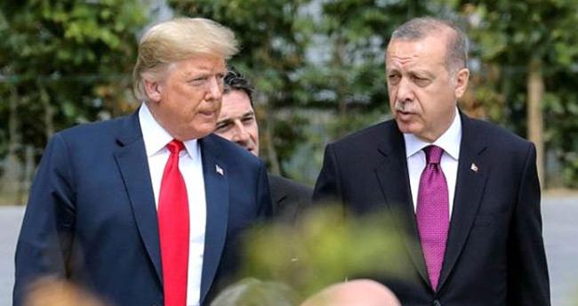 Cumhurbaşkanı Erdoğan'dan Trump'ın arabuluculuk teklifine yanıt: Biz terör örgütü ile masaya oturmayız