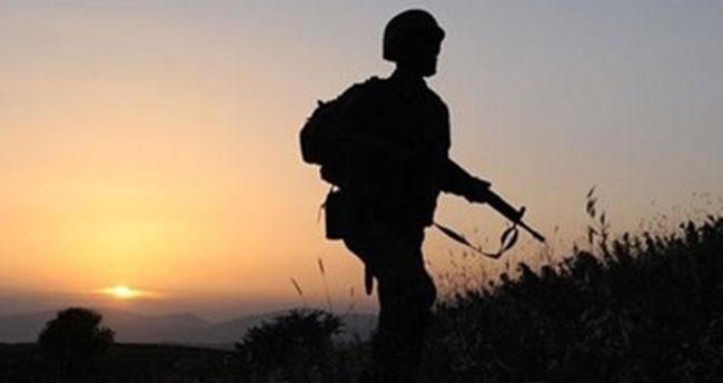 Münbiç bölgesinde 2 asker şehit