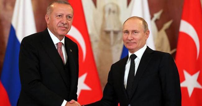 Cumhurbaşkanı Erdoğan, 22 Ekim'de Soçi'de Putin ile görüşecek