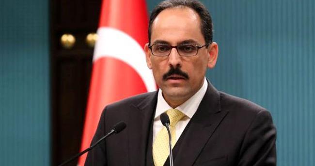 Cumhurbaşkanlığı Sözcüsü İbrahim Kalın: Bizim Esed rejimi ile resmi temasımız yok